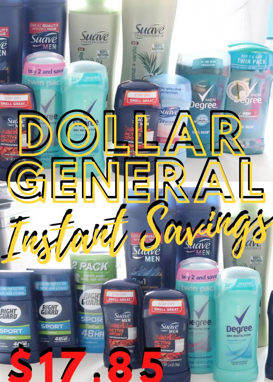 Blog DG Instant Savings