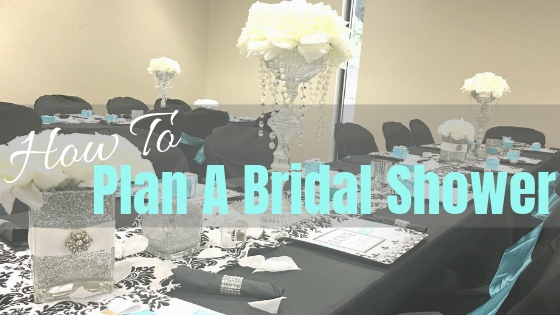 How to plan a bridal shower sidebar